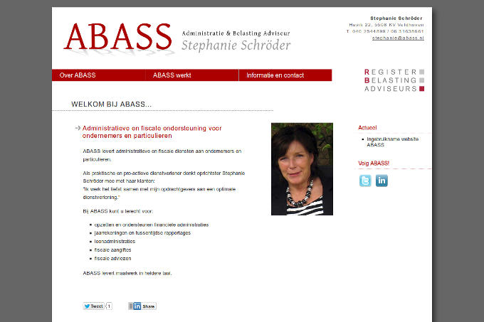 Website ABASS